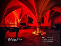 Ghost Stories from Michelham Priory - the undercroft lies empty... or is it...